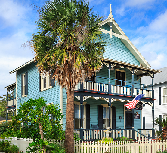1894 House Exterior