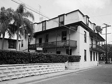 """The Inn became """"St. Francis Inn"""" in 1948"""
