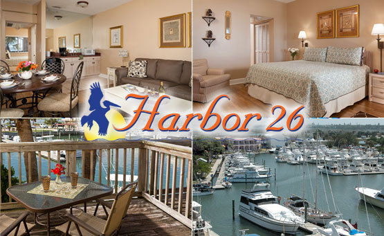 Our Lodging Properties 5 Harbor26Collage555 St. Francis Inn St. Augustine Bed and Breakfast