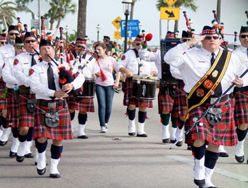 Calendar of Events 4  StPatParade360 St. Francis Inn St. Augustine Bed and Breakfast
