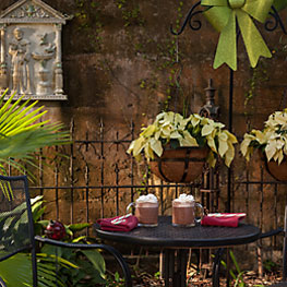 Guest Amenities 18  courtyard263 St. Francis Inn St. Augustine Bed and Breakfast