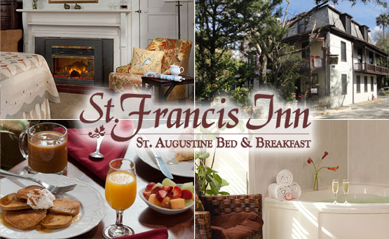 Our Lodging Properties 2 stFrancisCollage555 St. Francis Inn St. Augustine Bed and Breakfast