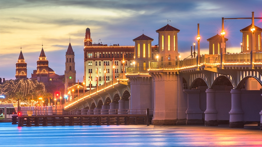 Things to do in St. Augustine This Winter