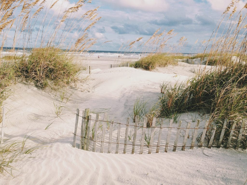 Enjoy a Day at the St. Augustine Beach