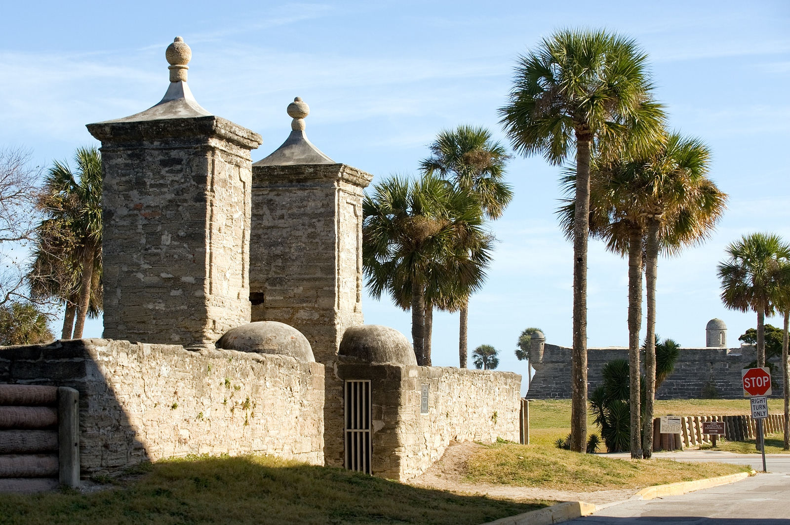 Explore the St. Augustine historic district