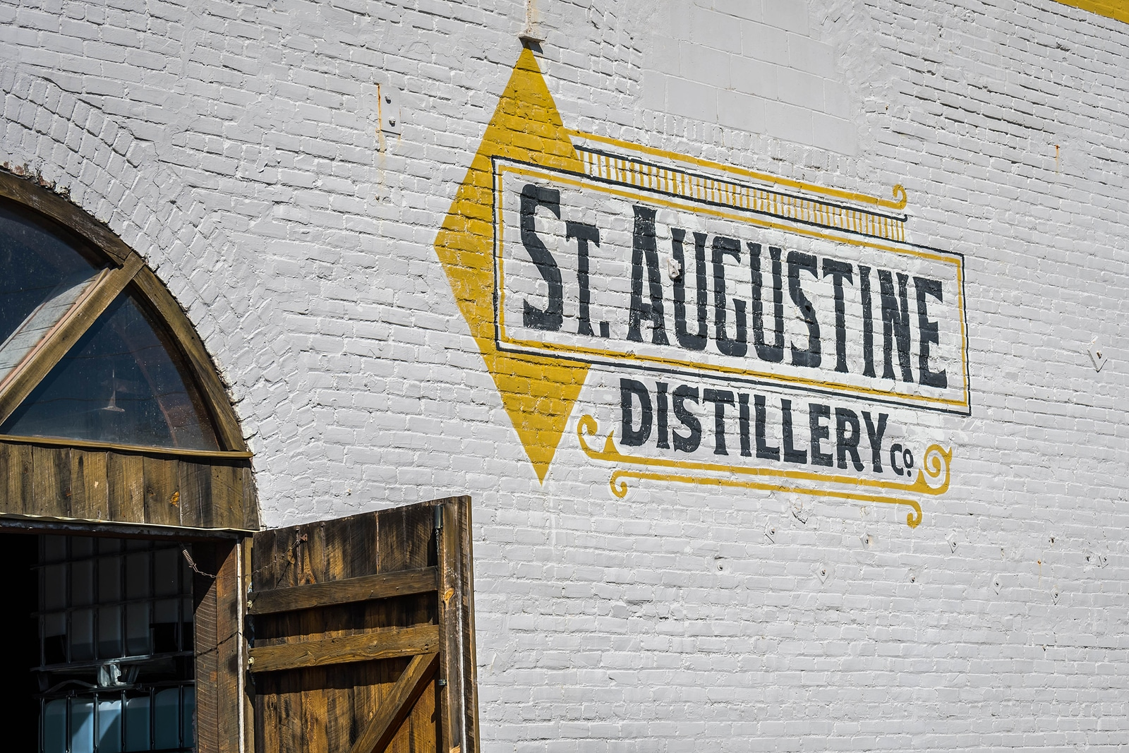 Visit the St. Augustine Distillery