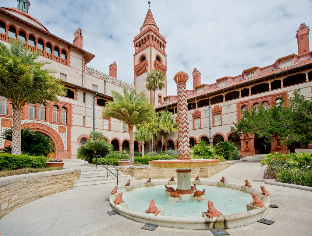 visit the Lightnern Museum in St. Augustine