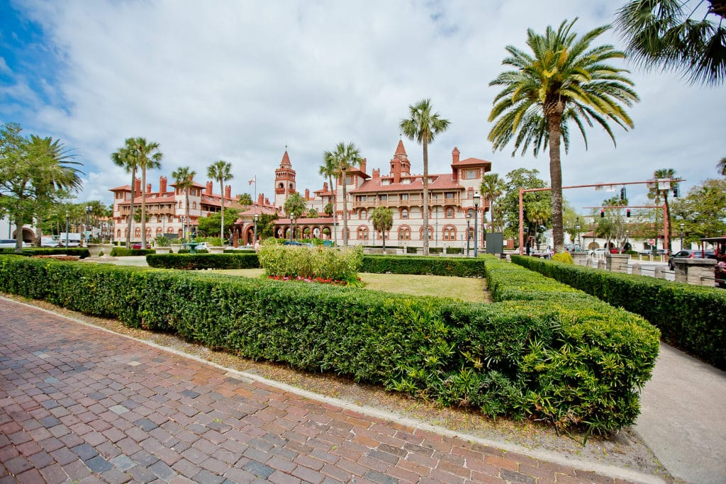 visit the Lightner Museum in St. Augustine