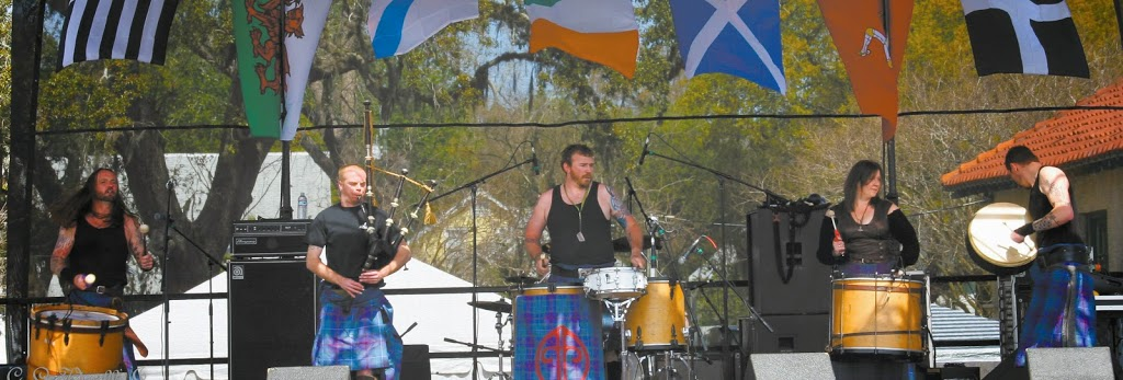 Albannach to Perform at St Augustine Celtic Music and Cultural Festival March 13-15, 2015 3 Albannach 2Bon 2Bstage St. Francis Inn St. Augustine Bed and Breakfast