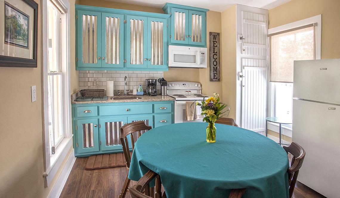 Ambrose's Retreat Kitchen