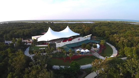 Rock On 6 Amphitheater 2 St. Francis Inn St. Augustine Bed and Breakfast