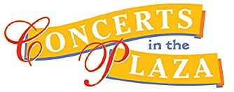 Concert in the Plaza logo