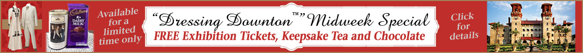 Downton Midweek Special Banner