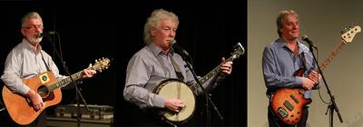 Dublin City Ramblers performing