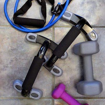 Various Exercise Equipment