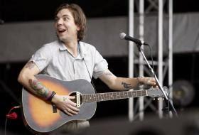 Guitar musician