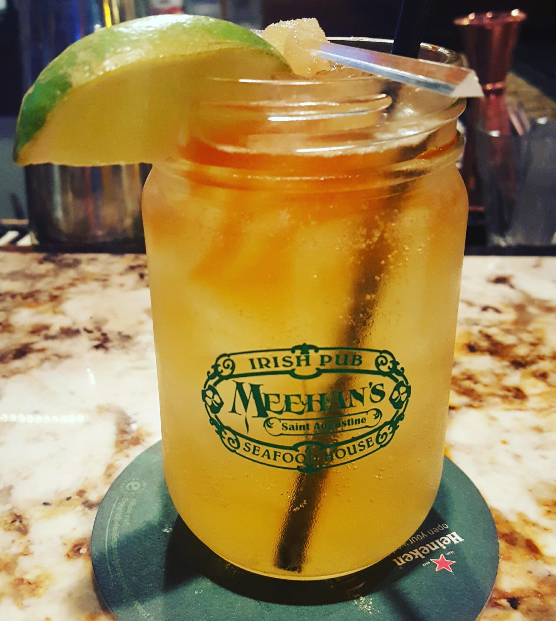 Meehan's Stubborn Mule Beverage