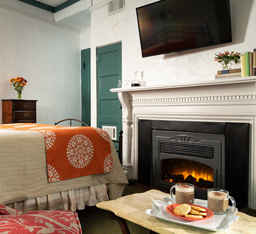 Choose among all our accommodations when you book direct