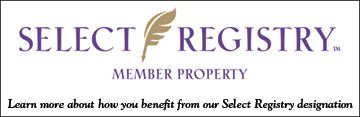 Click to learn about Select Registry benefits to you