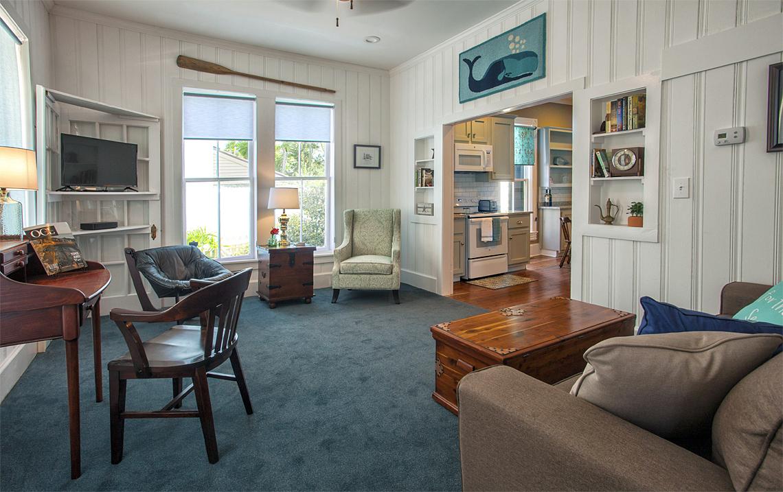Sailor's Rest Living Room
