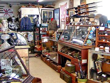 Antique shop in San Marco District