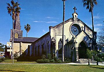 Trinity Episcopal Church exterior