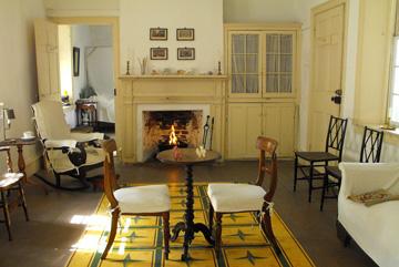Ximenez-Fatio House Museum Interior