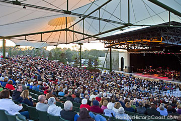 Performance at St. Augustine Amphitheater