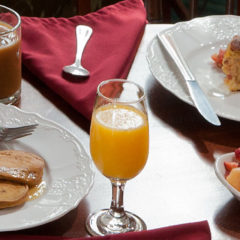 Samplings from the Breakfast Buffet 1140x496px