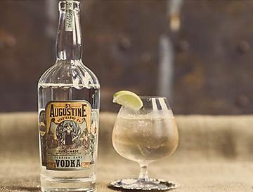 St. Augustine Distillery vodka
