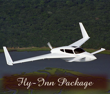 click for details on Fly-Inn Package