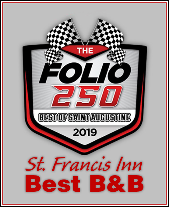 Best B&B Folio Award Logo