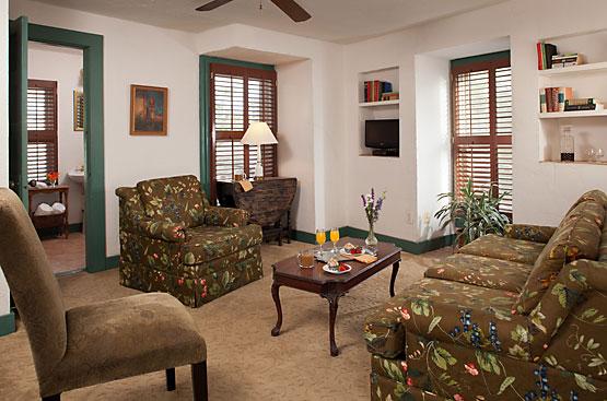 Garcia Suite Living Room