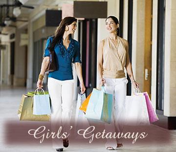 click for details on Girls' Getaways