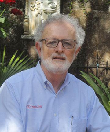 Joe Finnegan, owner
