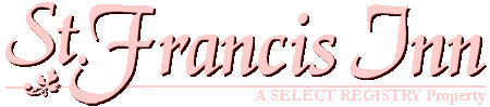 St Francis Inn a Select Registry property logo