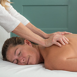Arrange a private massage in your room