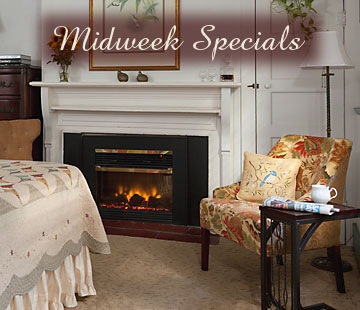 click for details on midweek specials