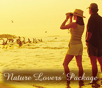 click for details on Nature Lovers' Package