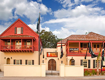 Pirate Museum Buildings