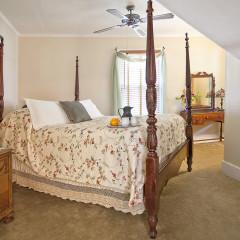 Saffron's Suite Bedroom
