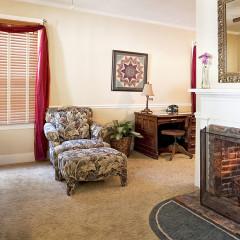 Saffron's Suite Living Room