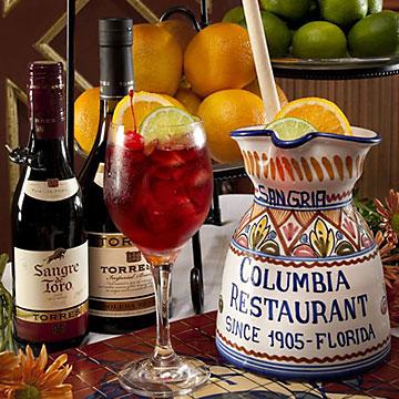 Columbia Restaurant Sangria
