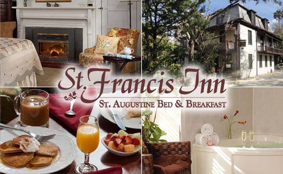 Collage of St Francis Inn photos