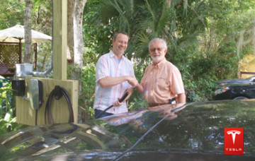 New electric car charging station installed at St. Augustine's St. Francis Inn ... | www.actionnewsjax.com 1 tesla388 St. Francis Inn St. Augustine Bed and Breakfast