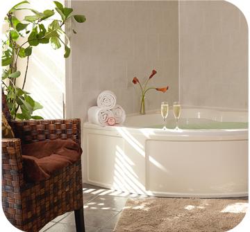 whrilpool tub