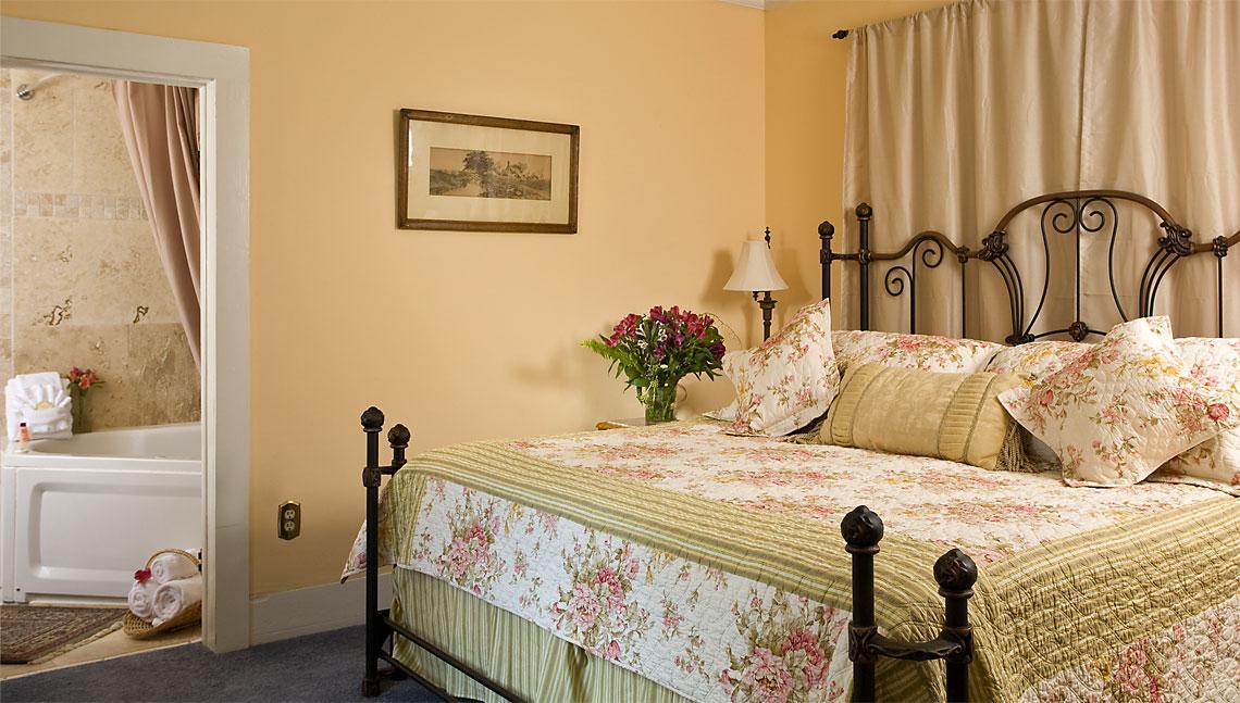 Wilson Suite Bedroom