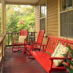 Wilson House Porch